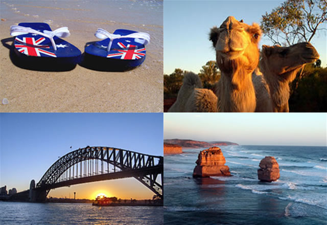 Click to view Impressions of Australia 1.0 screenshot
